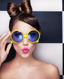 gelbebrille