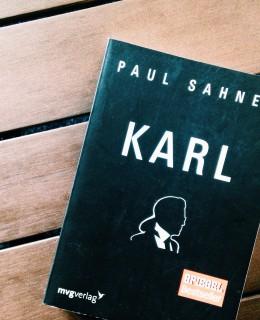 Buchtipp Karl von Paul Sahner