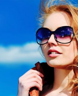 Sonnenbrillen für den Frühling