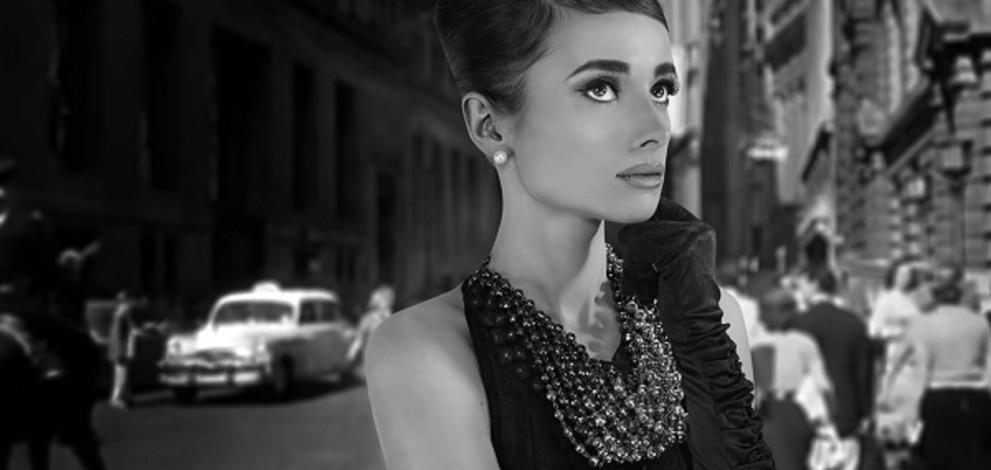 Die Stil Ikone Der 60er Jahre Audrey Hepburn Eyewear Styling