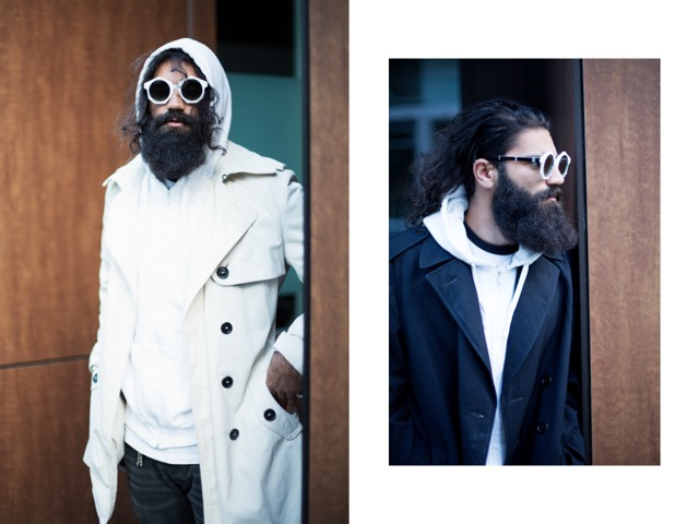 Fashion Streetstyle X Eyewear Styling Interview #6