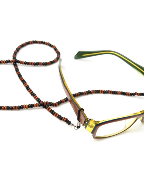 Brillenbänder selbst machen