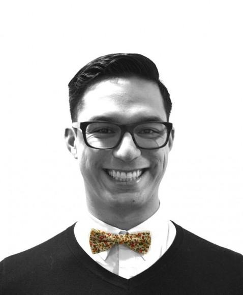 Faces behind Glasses #20: introducingdaviiid
