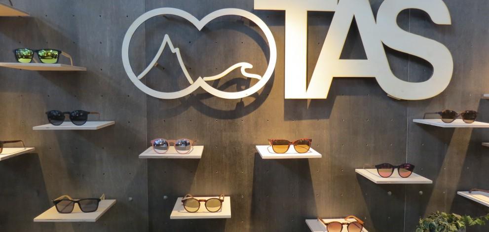 sehr bequem Ausverkauf ungleich in der Leistung Auf der OPTI getroffen: TAS - Eyewear Styling