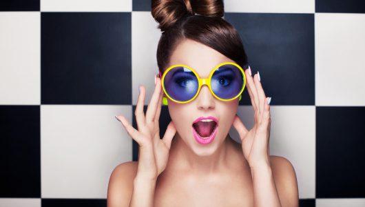 Eyeglasses trends 2018