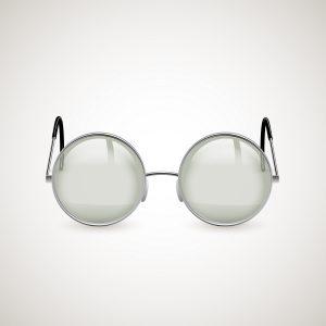 Brillen Lenon 80's