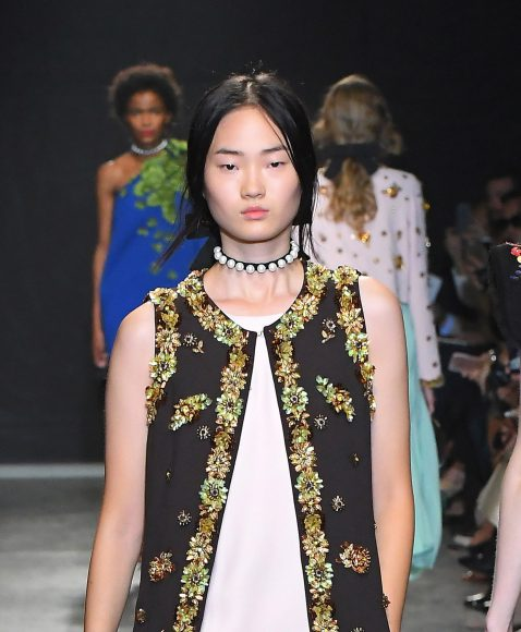 Andrew_GN_ ready to wear; spring summer 2018; PARIS fashion week september2017
