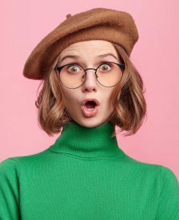 turtleneck glasses