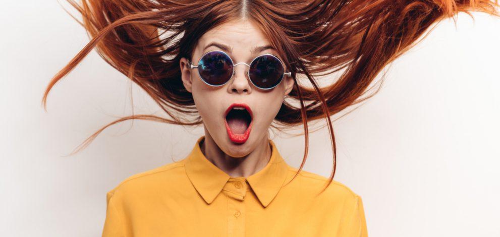 Der Wow-Effekt! - Wie Brille und Hairstyling in Einklang bringen