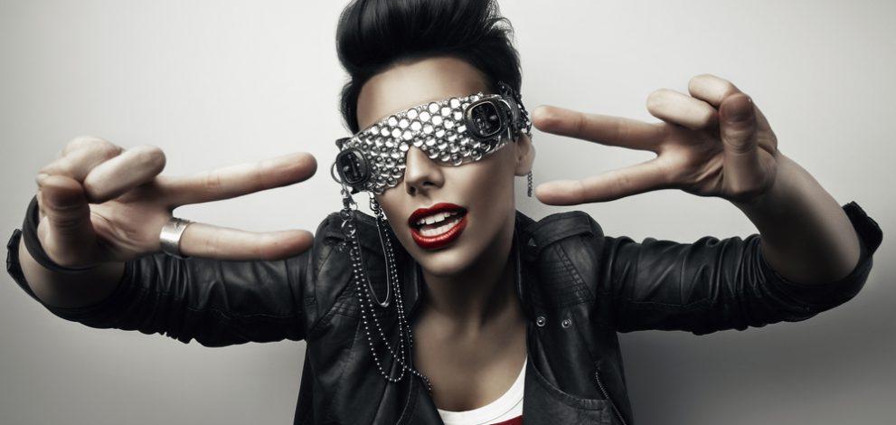 Eyewear Styling Rock n Roll