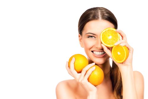 Vitamine C für deine Augen